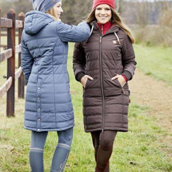 Płaszcz zimowy Amina COVALLIERO jesień/zima 2019 odziez, nowosci, kamielki-i-kurtki, dla-jezdzca, covalliero-jesien-zima-2019