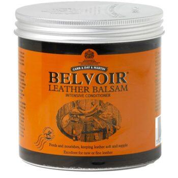 C&D&M Belvoir Leather Balsam Conditioner - Balsam intensywnie regenerujący do skóry 500 ml nowosci, dla-konia, pielegnacja-wyrobow-skorzanych