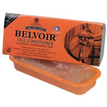 C&D&M Belvoir - glicerynowy preparat do pielęgnacji skóry w kostce 250g nowosci, dla-konia, pielegnacja-wyrobow-skorzanych