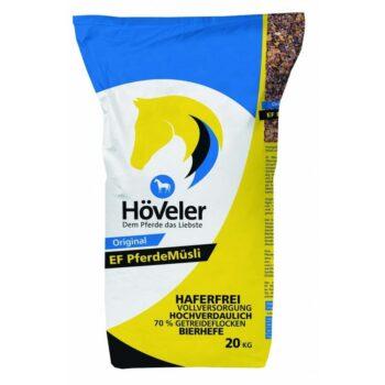 Hoveler EF PferdeMüsli 20 kg - Musli bez owsa pasze-i-witaminy, pasze, nowosci