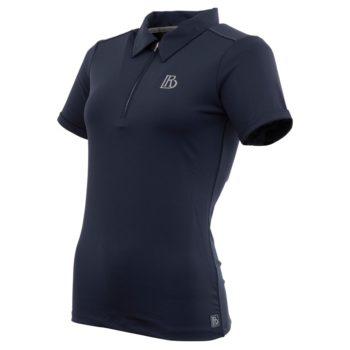 Koszulka Polo damska BR Ophelia odziez, nowosci, kolekcje, dla-jezdzca, br-wiosna-lato-2020, br, bluzy-i-koszulki