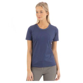 Koszulka T-shirt Anky Logo odziez, nowosci, kolekcje, dla-jezdzca, bluzy-i-koszulki, anky-wiosna-lato-2020, anky