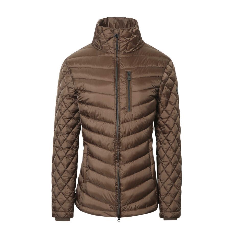 zimowa kurtka pikowana kolekja jesień zima 2021 Covalliero