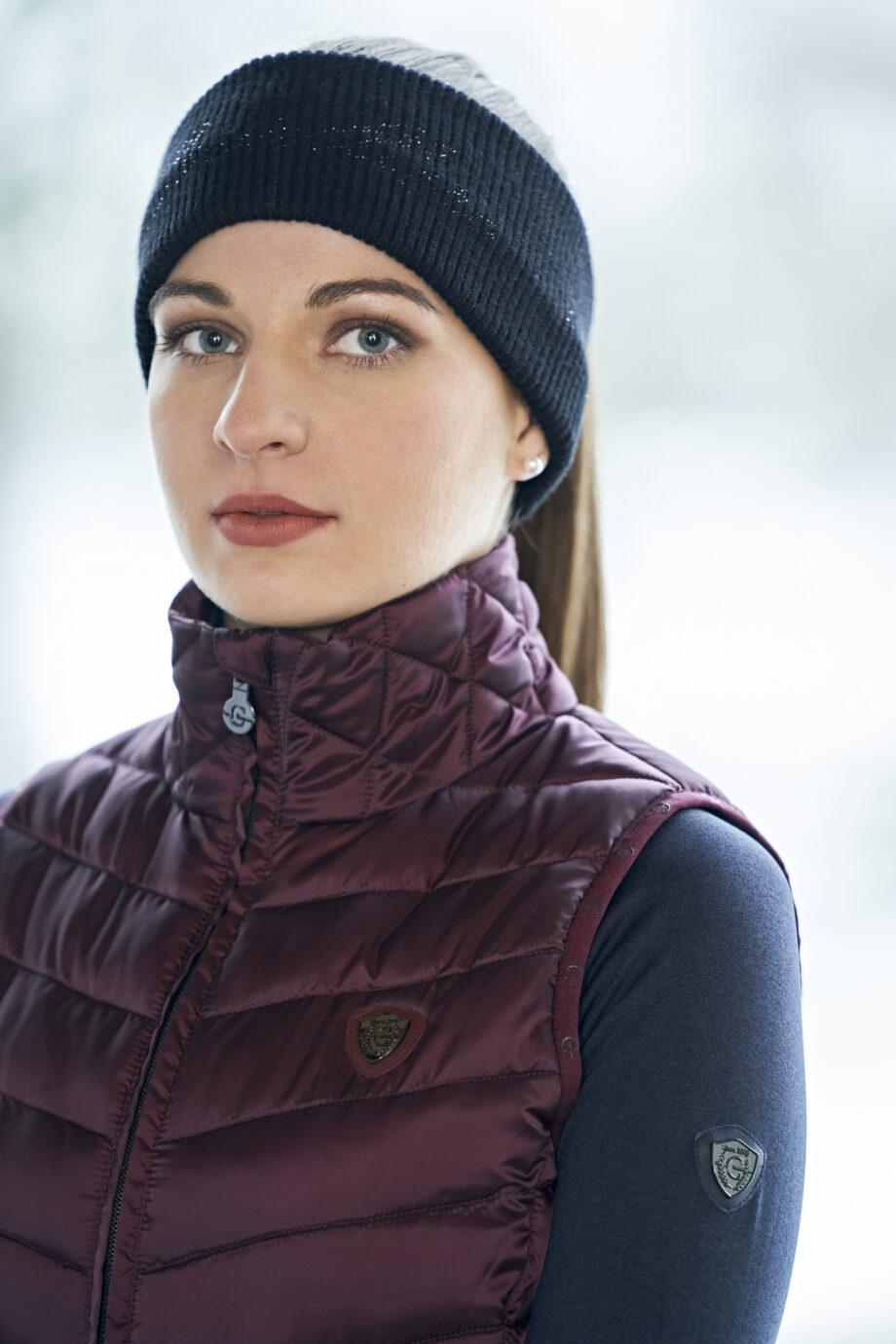 kmizelka bezrękawnik Covalliero kolekcja jesień zima 2021